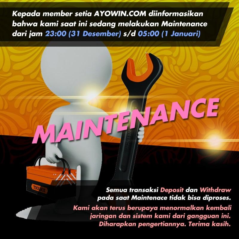 Ayowin Maintenance